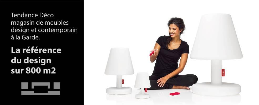 Tendance déco magasin de meubles design et contemporain