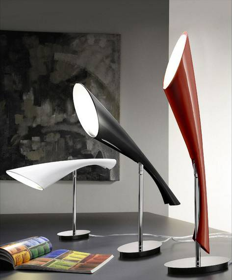 lampe poser disco vente meubles et mobilier design toulon tendance d co. Black Bedroom Furniture Sets. Home Design Ideas